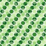 Seamless circle pattern. Seamless retro circle wallpaper pattern vector illustration