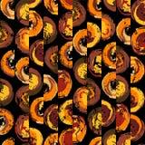 Seamless circle pattern Stock Photos