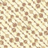 Seamless circle pattern royalty free stock image