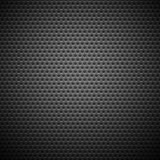 Seamless Circle Perforated Carbon Grill Texture Royalty Free Stock Photo
