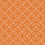 Seamless circle vintage Scrap book background design. Vintage seamless circles. Trellis pattern, grunge texture. Textured fabric print. Scrap book background vector illustration