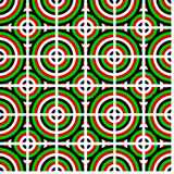 Seamless circles. Royalty Free Stock Image