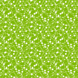 Seamless circles dots background. Circles with dots seamless tile pattern Stock Photography