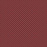Seamless circles polka dot pattern on brown. Background Stock Photos