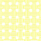 Seamless Circles Stripes Pattern Royalty Free Stock Photos