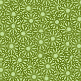 Seamless circles wallpaper pattern. Stock Photos