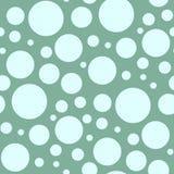 seamless cirkelmodell Arkivfoton