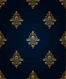 Seamless classic pattern Stock Photo
