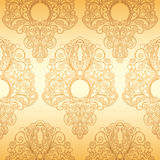 Seamless Classic Wallpaper Royalty Free Stock Photos