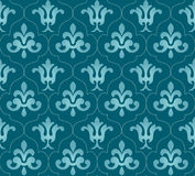 Seamless classical pattern Royalty Free Stock Images