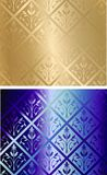 Seamless cloth vector set Royalty Free Stock Photo