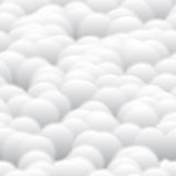 Seamless Clouds Pattern Royalty Free Stock Photo