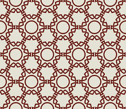 Seamless cogwheel pattern Stock Photo