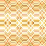 Seamless Color Abstract Retro Vector Background. Color Abstract Retro Vector Striped Background, Fashion Zigzag Seamless Patterns of Yellow and Beige Stripes Stock Image