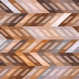 Seamless Color Abstract Zigzag Vector Background. Color Abstract Retro Vector Striped Background, Fashion Zigzag Seamless Pattern of Brown Stripes royalty free illustration