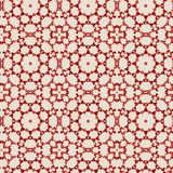 Seamless color lace pattern. With thin various lines stock photography