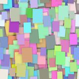Seamless color paper  note background, Royalty Free Stock Photography