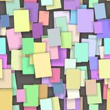 Seamless color paper  note background, Stock Photography