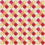 Seamless color pattern Royalty Free Stock Images