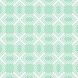 Seamless Colorful Retro Pattern Background Stock Photos