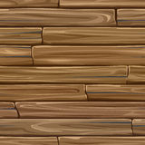 Seamless colored background wall of wood planks. Stock Photo