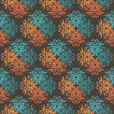 Seamless colored pattern Stock Photo