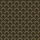Seamless Colorful Abstract Modern Concentric Circles Texture, Ba. Ckground pattern stock illustration