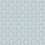 Seamless Colorful Abstract Modern Concentric Circles Texture. Background pattern Royalty Free Stock Photos