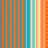 Seamless Colorful Abstract Modern Line Pattern Royalty Free Stock Photo