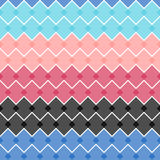 Seamless Colorful Abstract Pattern from Rectangles Stock Photos
