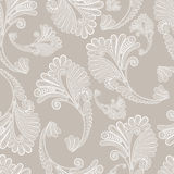 Seamless colorful background made of lace Stock Photo