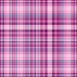 Seamless colorful checkered pattern Royalty Free Stock Photo