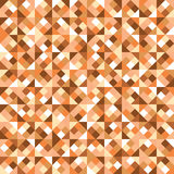 Seamless colorful decorative background with geometric shapes Royalty Free Stock Images