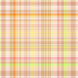 Seamless colorful gingham pattern Royalty Free Stock Photo