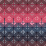 Seamless Colorful Pattern Created from Circle and Line Intersect Royalty Free Stock Image