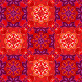 Seamless colorful pattern in oriental style. Islam, Arabic, Asian motifs Stock Photo