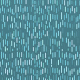 Seamless colorful rain drops pattern background vector water blue nature raindrop abstract illustration Royalty Free Stock Image