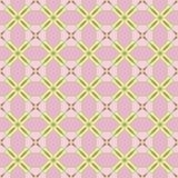 Seamless colorful retro pattern background Stock Photography