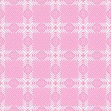 Seamless Colorful Retro Pattern Background Stock Photo