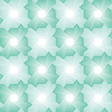 Seamless Colorful Retro Pattern Background Stock Image