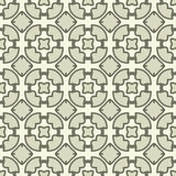 Seamless Colorful Retro Pattern Background Royalty Free Stock Photography