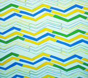 Seamless colorful urban painted pattern background Royalty Free Stock Image