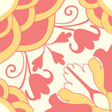 Seamless colourful ornament tiles Royalty Free Stock Images