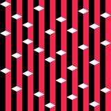 Seamless Column Background. Vector Abstract Seamless Column Background Stock Images