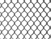 Seamless construction net. 3d illustration on white background Royalty Free Stock Photos