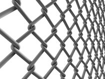 Seamless construction net. 3d illustration on white background Royalty Free Stock Photography