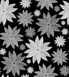 Seamless Contemporary Wallpaper Pattern. Seamless Wallpaper Tile - This pattern repeats on all sides. You can use it to fill your own custom shapes and Stock Photos