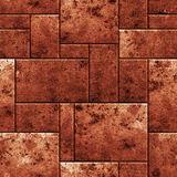 Seamless cooper pattern background. Stock Photography