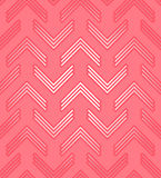 Seamless corner pattern Royalty Free Stock Photos
