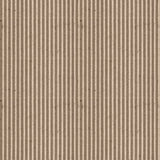 Seamless corrugated cardboard photo texture Stock Images